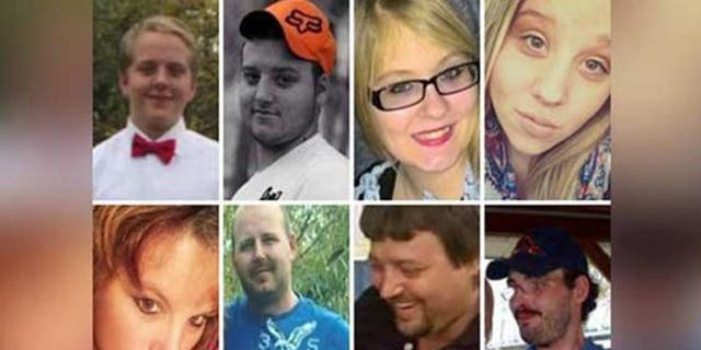 Arrests made in murder of 8 people in Pike County