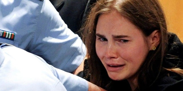 Amanda Knox was accused of killing her roommate in 2007.