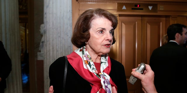 Image result for Dianne Feinstein, 3 Senate colleagues sold off stocks before coronavirus crash: reports