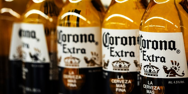 Another man has reported being injured by an exploding bottle of Corona beer.