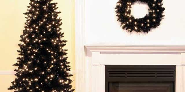 Wayfair confirmed it has seen a 70 percent increase year-over-year in site searches for black Christmas trees.
