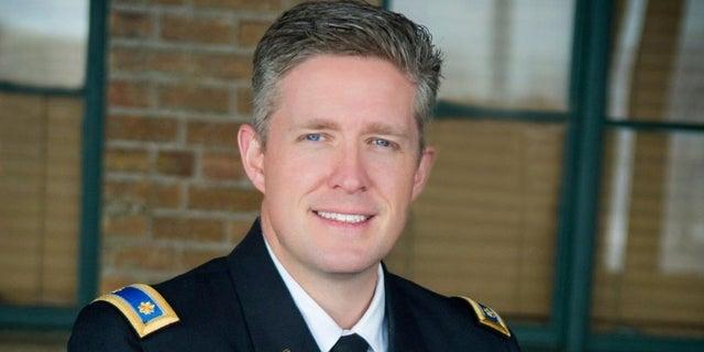 Major Brent Taylor was killed in Afghanistan on Saturday, Nov. 3, 2018.