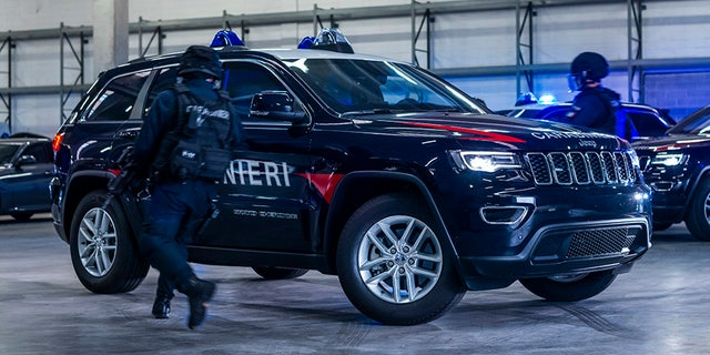 Bulletproof Jeep Grand Cherokee built to fight terrorists ...