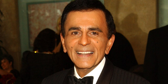 Casey Kasem died in 2014 at age 82.