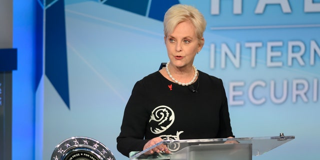Cindy McCain, wife of the late U.S. Sen. John McCain, said she isn't sure she'll ever get over President Trump's comments about her husband's military service.