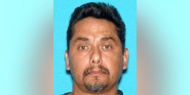 David Pena, 51, of Fresno, Calif., is accused of killing his estranged wife in November 2016.