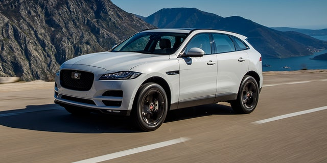The F-Pace was Jaguar's first SUV