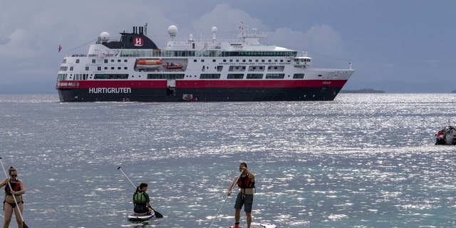 """""""Biogas is the greenest fuel in shipping and will be a huge advantage for the environment. We would love other cruise companies to follow."""""""