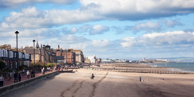 Portobello Beach, located near Edinburgh, is at the center of a fight after human waste started appearing on the beach and in the sea – and it's reported to come from RVs there.