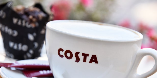 The coffee chain, which operates thousands of locations across the U.K. and China, said it leaves the decision up to each individual store.