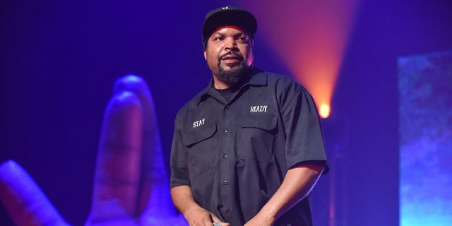 Ice Cube called for a form of reparations to be adopted by Hollywood studios.
