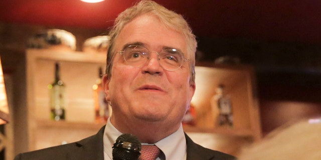 U.S. Rep. John Culberson, R-Texas, lost his seat to Democratic challenger Lizzie Pannill Fletcher. (Elizabeth Conley/Houston Chronicle via AP)