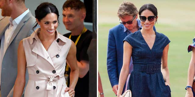 Meghan Markle is getting criticized for placing her hands inside her pockets during royal events.