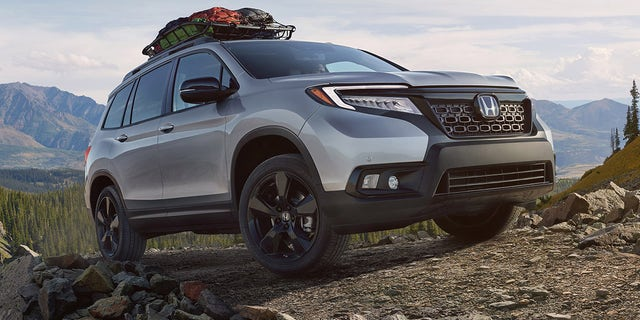 Honda Passport: Here it is