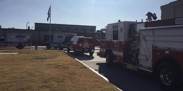 The incident took place at the Fillmore Elementary School.