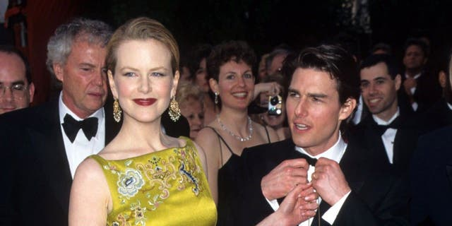 Nicole Kidman looked back on her relationship with Tom Cruise in an interview with the New York Times published on Monday.