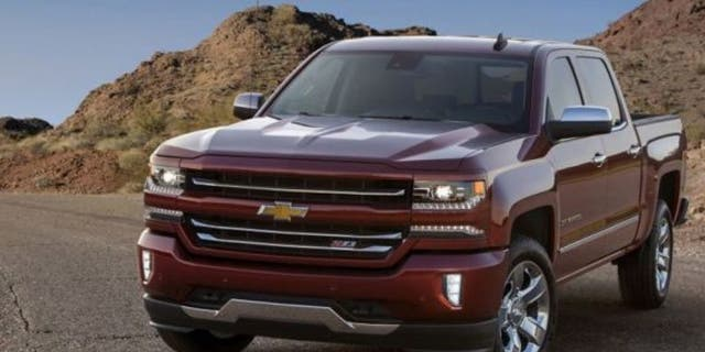 The 2016 Chevrolet Silverado is one of the vehicles being investigated.