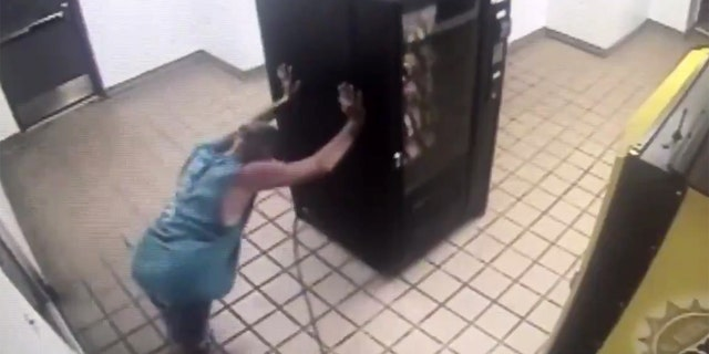 The Miami Police Department says detectives are investigating a burglary of an apartment building vending machine.