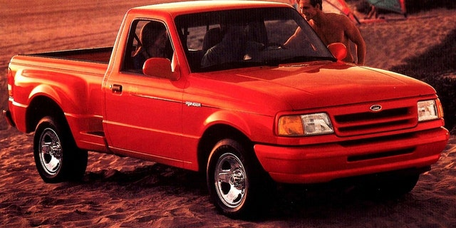Ultra-rare Ford Ranger 'Shadow' bed emerges on Craigslist | Fox News