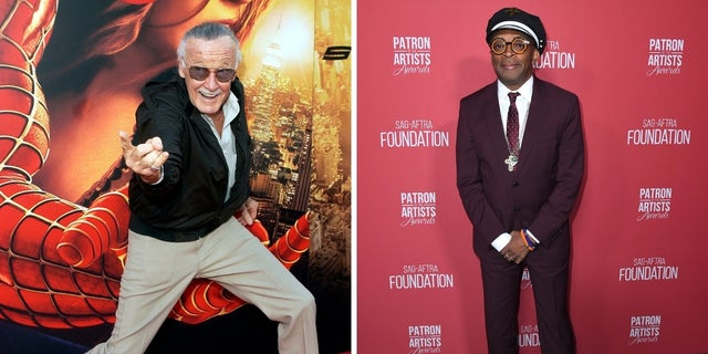 A New Zealand newspaper mixed up Stan Lee and Spike Lee.