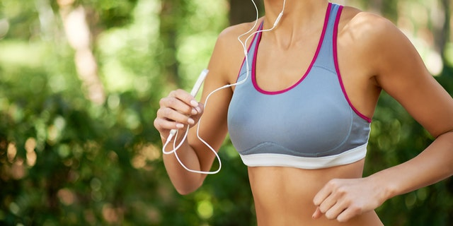 Rowan University has now clarified that female athletes can wear sports bras at practice.