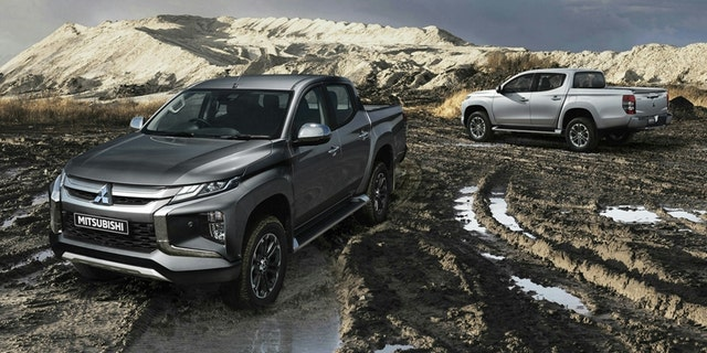 New 2020 Mitsubishi Triton Review