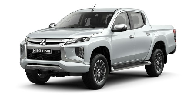 The New Mitsubishi Triton Pickup Is Ready For The World