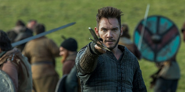 Jonathan Rhys Meyers as Bishop Heahmund.