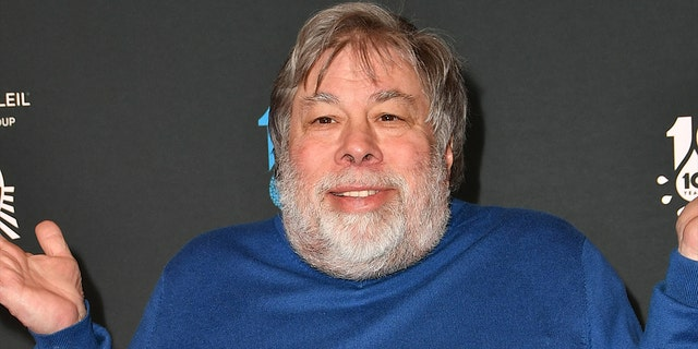 Steve Wozniak, co-founder of Apple /