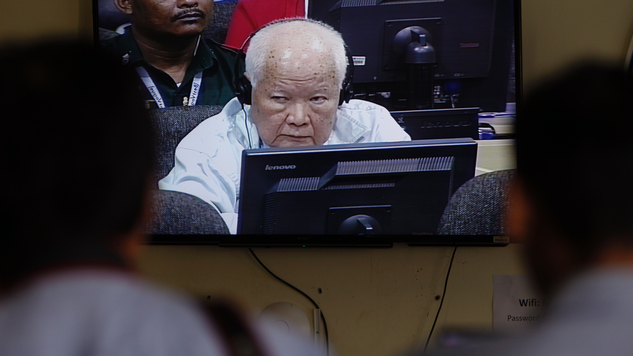 Cambodia's last Khmer Rouge leaders found guilty of genocide