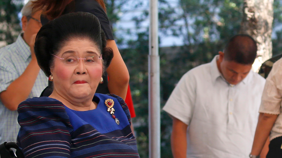 Philippines convicts Imelda Marcos of graft