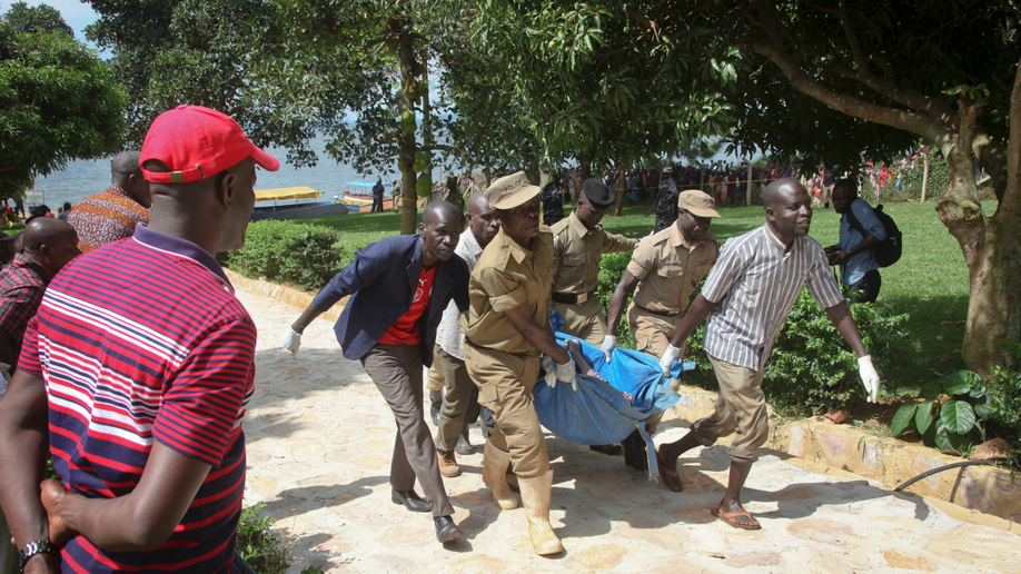 Uganda military joins search, rescue operation in Lake Victoria boat accident