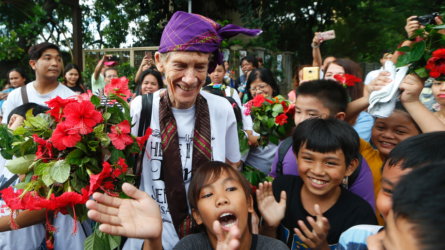 Sister Patricia Fox arrives in Australia, slams PH rights abuses