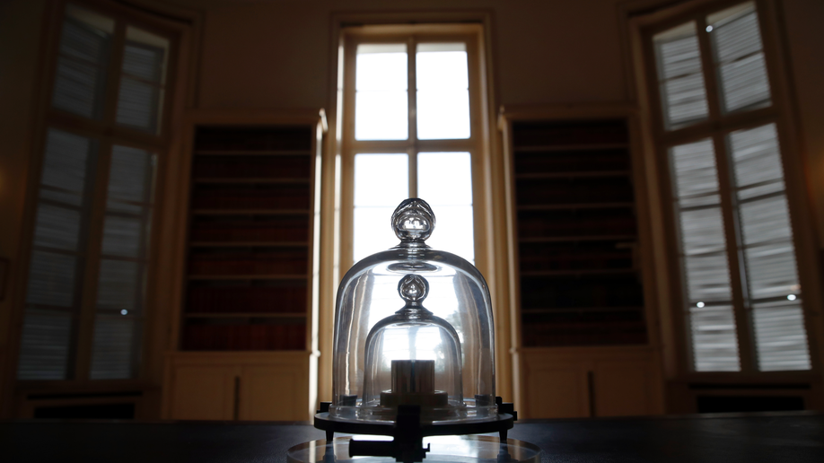 Landmark change to kilogram approved