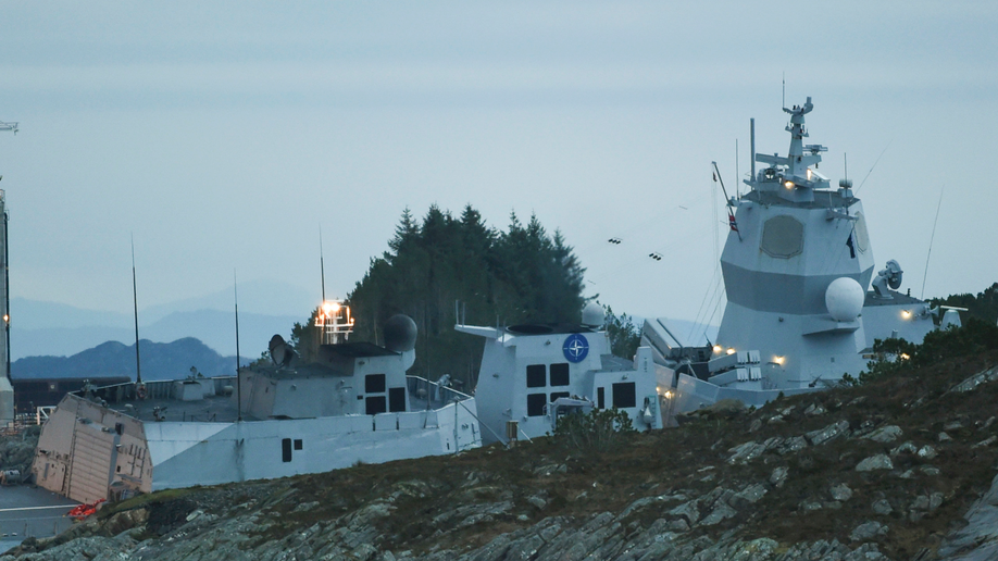 Norway warship Helge Ingstad 'warned' before collision