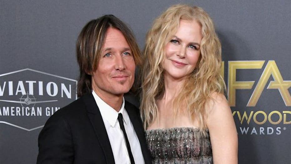 Nicole Kidman Keith Urban Anniversary: Nicole Kidman, Keith Urban Celebrate 13th Wedding