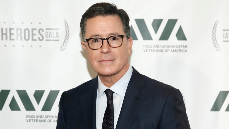 Stephen Colbert's Super Bowl commercial called 'disgusting' over eating sounds