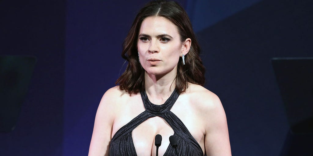 Avengers Captain America Star Hayley Atwell Nude Photos Hacked