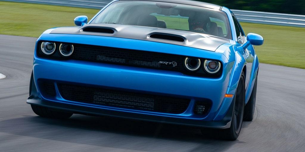 2019 Dodge Challenger SRT Hellcat Redeye test drive: A