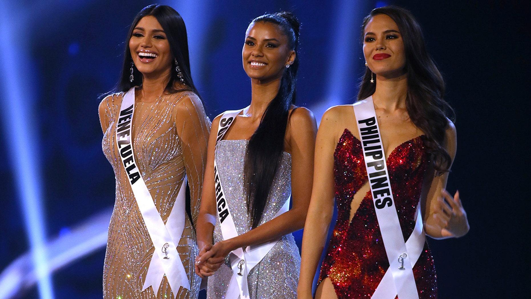 Kontestan Transgender Kalah, Miss Filipina Dinobatkan Sebagai Miss Universe 2018