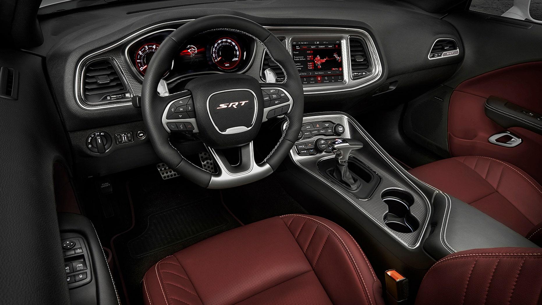 2019 Dodge Hellcat SRT Hellcat Redeye Interior
