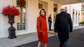 Nancy Pelosi's 'blood red' coat coming back to stores after sparking an online frenzy