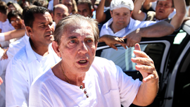 Brazil police say faith healer has turned himself in