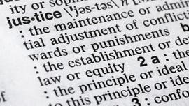 'Justice' is Merriam-Webster's word of the year for 2018