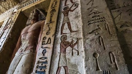 'One of a kind,' nearly 4,400-year-old tomb discovered in Egypt