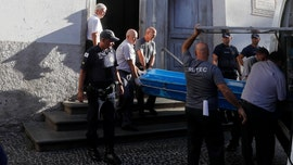 Gunman who opened fire inside Catholic cathedral 'mentally ill,' Brazil authorities say