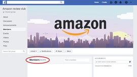 Facebook, Amazon struggle in fight against fake reviews