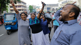 Sri Lanka's Supreme Court says president's actions unlawful