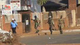 Zimbabwe inquiry finds army, police killed 6 during protest