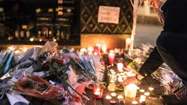 Gunman from Christmas market attack in France still at large